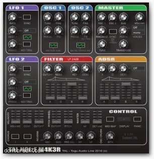 Togu Audio Line TAL-NoiseMaker