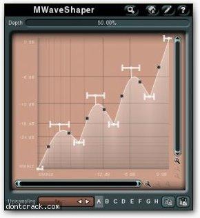 MeldaProduction MWaveShaper