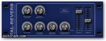 Togu Audio Line TAL-Reverb