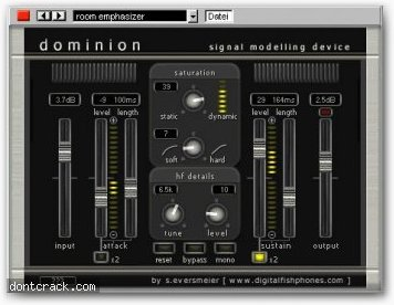 Digitalfishphones Dominion