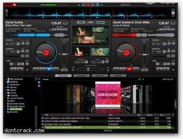Atomix Productions Virtual DJ Home