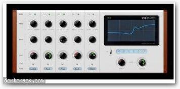 Audiocation Equalizer AQ1