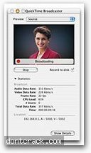 Apple Quicktime Broadcaster
