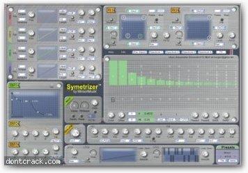 MiniSoftMusic Symetrizer