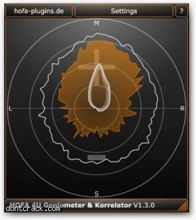 HOFA HOFA 4U Goniometer Korrelator