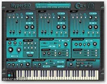 HyperSynth HyperSID