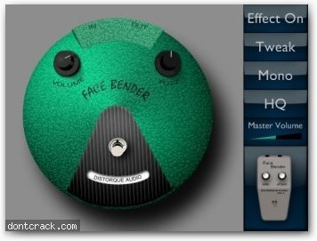 Distorque Audio Face Bender
