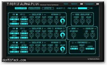 Mastrcode Music Alpha Plus