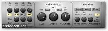 Nick Crow Lab TubeDriver
