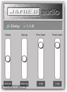 Jamie.B Audio Delay