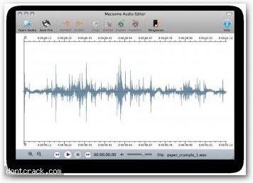 Macsome Macsome Audio Editor