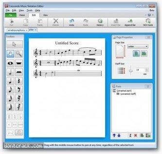 NCH Software Crescendo