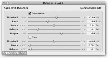 MDA-VST VST Effects