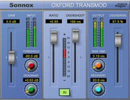 Oxford Transient Modulator Native