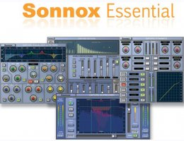 Sonnox Essential Bundle HD HDX and Native