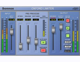 Oxford Limiter v2 HD HDX and Native