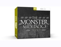 Monster MIDI Pack 3 Fills