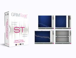 GRM Tools Spectral Transform 3