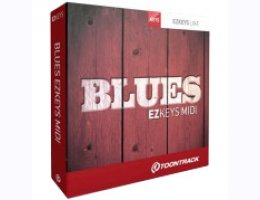 Blues EZkeys MIDI