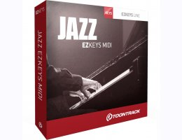 Jazz EZkeys MIDI