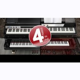 EZkeys Essential Pianos