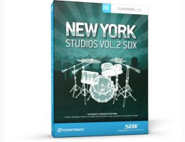 New York Studios Vol.2 SDX