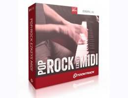 Pop Rock EZkeys MIDI