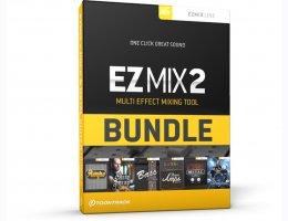 EZmix 2 Rock & Metal Guitar Bundle