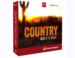 Country EZkeys MIDI
