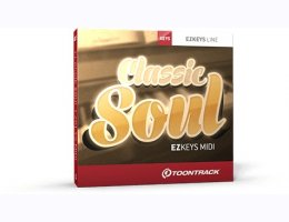 Classic Soul EZ KEYS MIDI