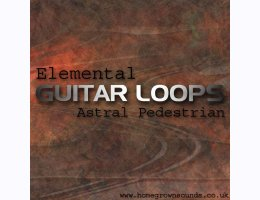 Elemental Guitar Loops