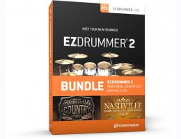EZdrummer 2 Country Edition