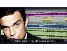 John Paterno Mixing Robbie Williams