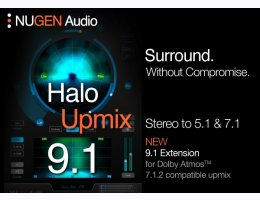 Halo Upmix 9.1 extension