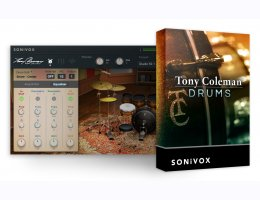 Tony Coleman Drums