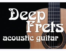 Deep Frets Acoustic Guitar