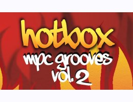 Hotbox MPC Grooves Vol 2