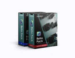 Retro Pack HD v6