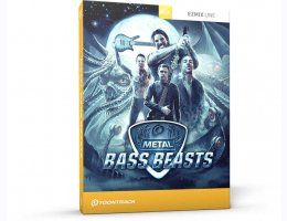 Metal Bass Beasts EZmix Pack