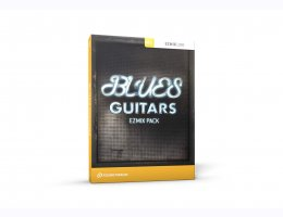 Blues Guitars EZmix Pack