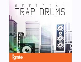 Official Trap Drums for Ignite