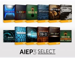AIR Instrument Expansion Pack 3 Select