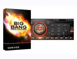 Big Bang Cinematic Percussion