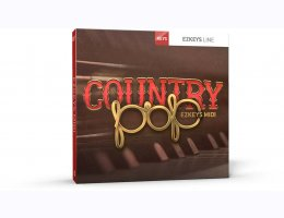 Country Pop EZkeys MIDI
