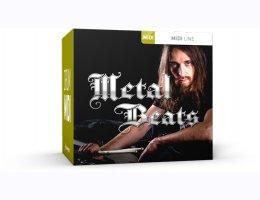 Metal Beats MIDI