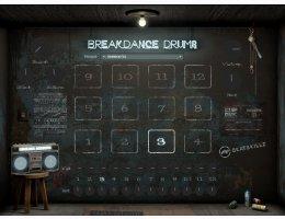 Breakdance Drums