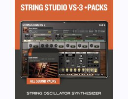 String Studio VS-3 & Packs