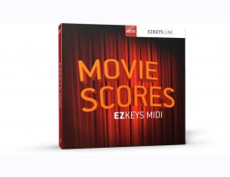 Movie Scores EZkeys MIDI