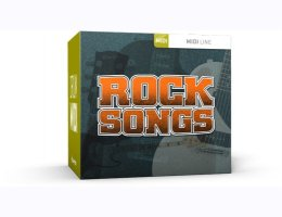 Rock Songs MIDI