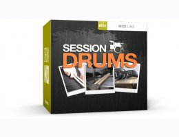 Session Drums MIDI